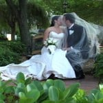 Discrete Wedding Videography by Leslie Harris-Senac of Visions Unlimited Video Productions in Sarasota, FL