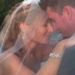 Lakewood Ranch Bride with Her Groom