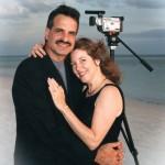 Mark and Leslie Beach Wedding Videographers