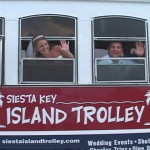 Siesta Key Island Trolley