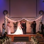 Church Wedding Ceremony in Bradenton, Florida
