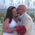 Tiffany and Eddie's Beach Wedding in Destin, Florida