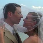 wedding photo session on Siesta Key Florida