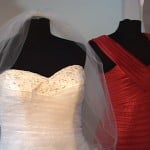 Something Blue Bridal Gowns at Venice Bridal Show