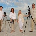 Sean, Leslie, Tina & Mark at Visions Unlimited Video Productions, Inc.